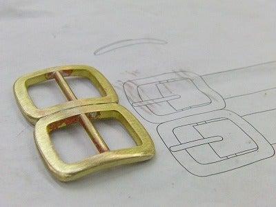 METAL HOUSE BLOG-真鍮製 美錠サンプル