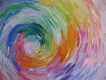 色彩楽サロンIRIDESCENCE(イリデッセンス) ~Kazuyoのアート&カラーを楽しむ日々~