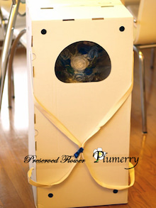 Plumerry(プルメリー)プリザーブドフラワースクール (千葉・浦安校)-ウエディングブーケ