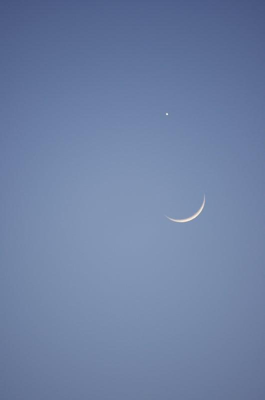 今日の月はどんな月?