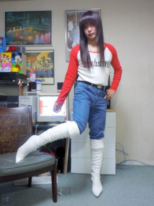 ロングブーツ履くのが・・・だ☆い☆す☆き☆9 [無断転載禁止]©bbspink.com->画像>60枚