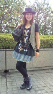 グラニータのブログ   ~堀切由美子のファッション・ビューティー・パーティー メモ~-F1000397.jpg