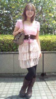 グラニータのブログ   ~堀切由美子のファッション・ビューティー・パーティー メモ~-F1000398.jpg