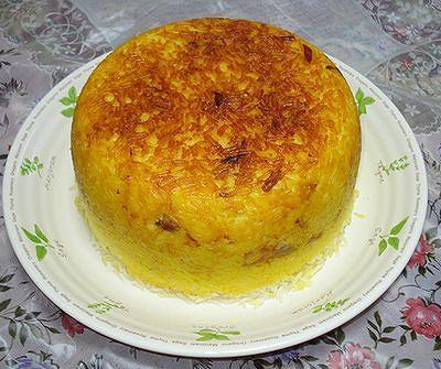 ペルシャ料理レシピ集-ターチンモルグ