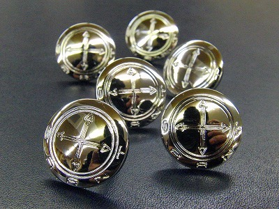 METAL  HOUSE   - about  metal fittings --オリジナルネームホック金具