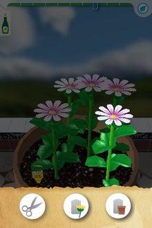 シープドッグのブログ-19 iPhone アプリ FlowerGarden フラワーガーデン