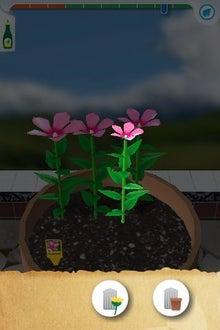 シープドッグのブログ-25 iPhone アプリ FlowerGarden フラワーガーデン