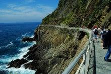 自転車世界横断!!TERU-TERU project-Cinque Terre02