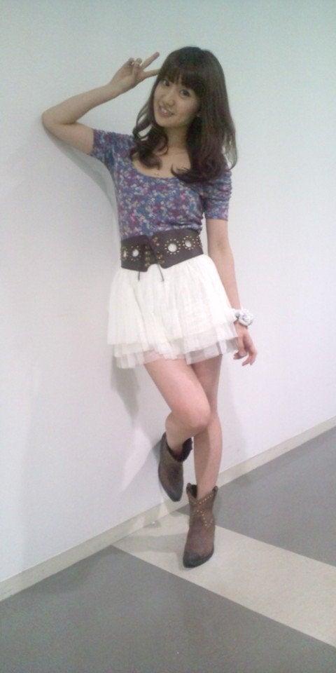 私服をね。。。|大島優子オフィシャルブログ「ゆうらり ゆうこ
