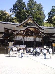 三十路姉さんプラスパワー日記-大神神社
