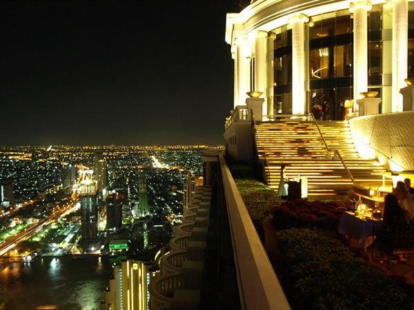 デートに使える!女社長の東京グルメスポット日記★-Scirocco バンコク シロッコ