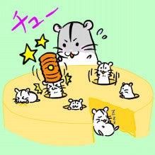 紫銀のイラスト発表ブログ!!-チューチューパニック!