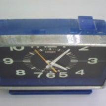 2代目置き時計が就役