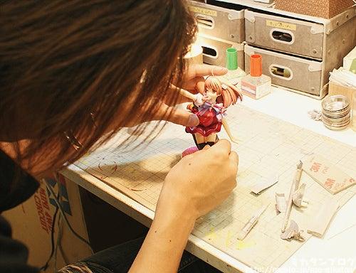 フィギュアメーカー・グッドスマイルカンパニー勤務 『ミカタンブログ -松戸駅まで犬ゾリ4分-』