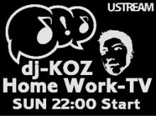 $「dj-KOZ.tod@y」