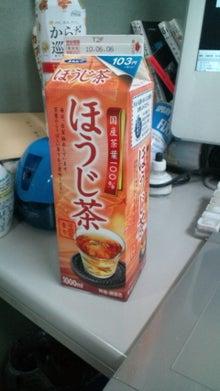 ちょんまげ通信-ほうじ茶