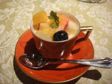 横浜発 驢馬人の美食な日々-GIAGGIOLO GINZA11