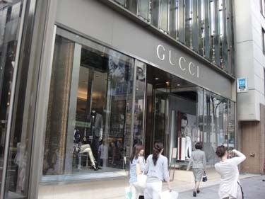 横浜発 驢馬人の美食な日々-Gucci Cafe01