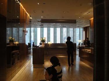横浜発 驢馬人の美食な日々-Gucci Cafe