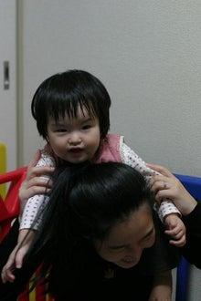 Grumpy Monkey(不機嫌なおさるさん)の観察日記-20051104kataguruma