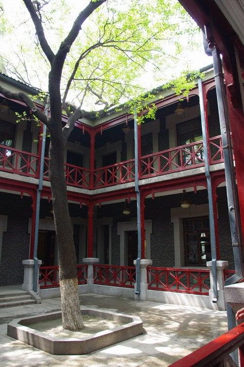 中国大連生活・観光旅行通信**-偽満皇宮博物院