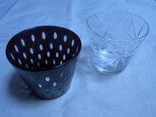 水玉☆ロック-辻さんグラス