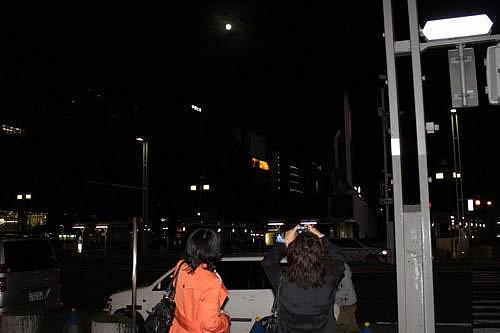★みさきのゑ【占いは幸せになるためのツール】HAPPYになるブログ-満月を撮影