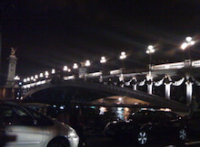 パリジェンヌまでのDistance-橋