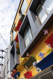 「日々雑記」・・・建築と大倉山と家族と・・・