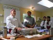ローフード&マクロビオティックで美味しい生活♪-地元の有機農家の人.jpg
