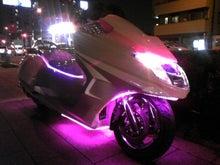 変態バイク屋モディファイ店長とミックス(猫)-マグザム