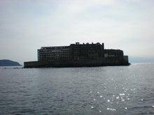 夫婦世界旅行-妻編-軍艦島4