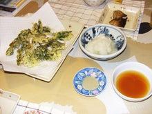 あにぱぱ的日常-ウドの天ぷら