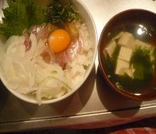 アキステの野菜料理-アジ丼3
