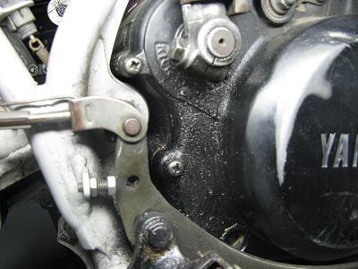 ナベサンの自動車修理 バイク修理-オイルシール交換11