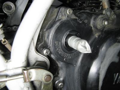 ナベサンの自動車修理 バイク修理-オイルシール交換33