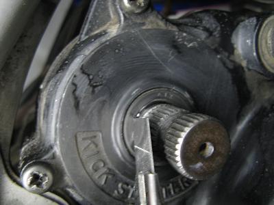 ナベサンの自動車修理 バイク修理-オイルシール交換22