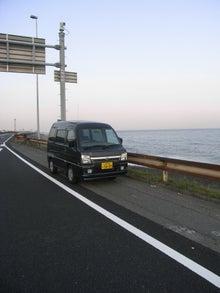 桐生工業がやりました!!(まだまだ行きまっせ!!)サンバーに車中泊仕様誕生
