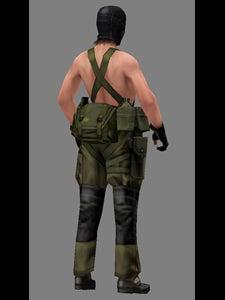「コジブロ」コナミ小島プロダクション公式ウェブログPowered by Ameba-女性兵士のユニフォーム