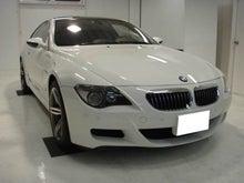 クウォークの作業日記-BMW M6 DPRO Type-RS