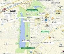 $リノべーション大好き!千葉ニュータウンの不動産会社社長のブログ-内野団地全体地図