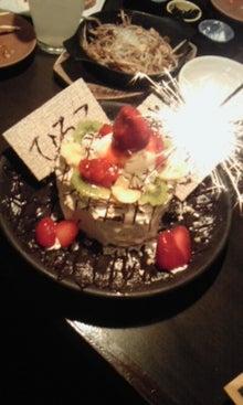 $とん☆むす日記-35ケーキ