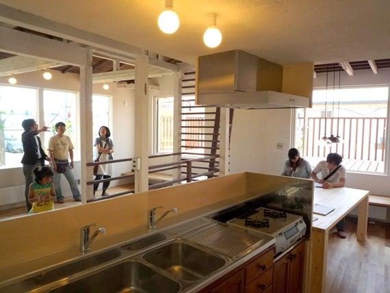 リノベーションで北海道の豊かな暮らし-札幌リノベーション住宅見学会