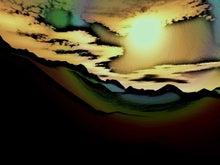 月とサカナ B-side-背景素材用CG