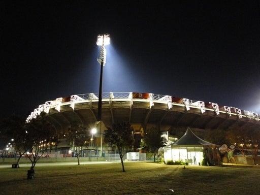 世界一蹴の旅-スタジアム夜景