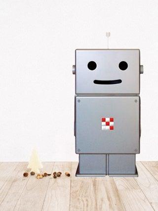 物欲☆パラダイス-収納ロボット