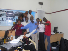 東アフリカ・ソーシャルベンチャープロジェクト(EASVP)-party-4