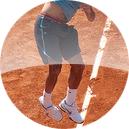 $柳原敏正の【フェデラーと武術の達人から学ぶテニス上達の極意】 No.1テニス上達道場-23