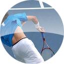 $柳原敏正の【フェデラーと武術の達人から学ぶテニス上達の極意】 No.1テニス上達道場-21
