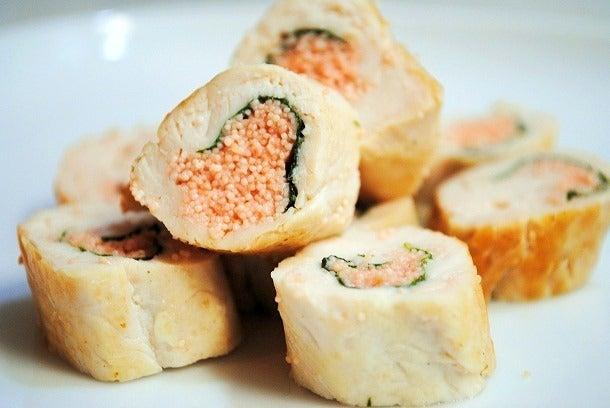 delicious × kitchen ~おいしいおうちごはん。~-ささみ明太子